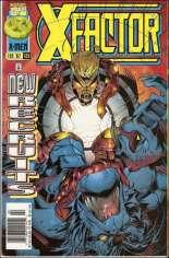 X-Factor (1986-1998) #131 Variant A: Newsstand Edition