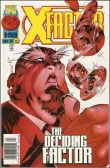 X-Factor (1986-1998) #133 Variant A: Newsstand Edition