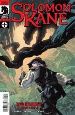 Solomon Kane: Red Shadows #3 Variant B