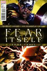 Fear Itself (2011-2012) #3 Variant A
