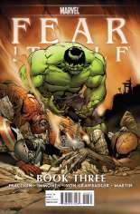 Fear Itself (2011-2012) #3 Variant C: 1:50 Variant