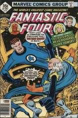 Fantastic Four (1961-1996) #197 Variant B: Whitman Variant