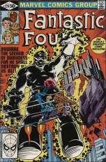 Fantastic Four (1961-1996) #229 Variant B: Direct Edition