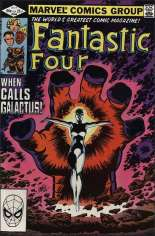 Fantastic Four (1961-1996) #244 Variant B: Direct Edition
