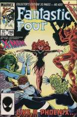 Fantastic Four (1961-1996) #286 Variant B: Direct Edition