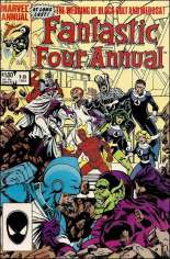 Fantastic Four (1961-1996) #Annual 18 Variant B: Direct Edition