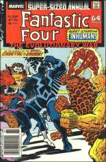 Fantastic Four (1961-1996) #Annual 21 Variant A: Newsstand Edition