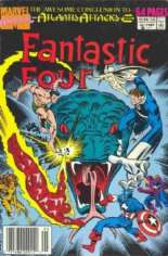 Fantastic Four (1961-1996) #Annual 22 Variant A: Newsstand Edition