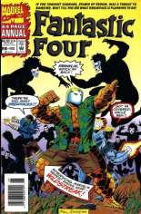 Fantastic Four (1961-1996) #Annual 26 Variant A: Newsstand Edition; Not Polybagged