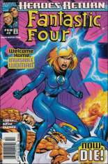 Fantastic Four (1998-2011) #2 Variant A: Newsstand Edition