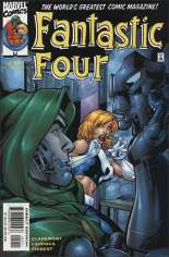Fantastic Four (1998-2011) #29 Variant B: Direct Edition