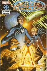 Fantastic Four (1998-2011) #60 Variant D: Marvel Legends Series V Reprint Packaged w/ Mr. Fantastic
