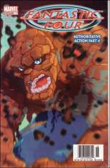 Fantastic Four (1998-2011) #506 Variant A: Newsstand Edition; Alternately Numbered #77