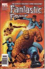 Fantastic Four (1998-2011) #509 Variant A: Newsstand Edition