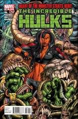 Incredible Hulks (2010-2011) #630