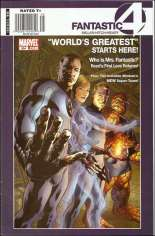 Fantastic Four (1998-2011) #554 Variant A: Newsstand Edition