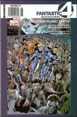 Fantastic Four (1998-2011) #555 Variant A: Newsstand Edition