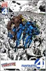 Fantastic Four (1998-2011) #555 Variant C: NYCC 2008 Exclusive Variant