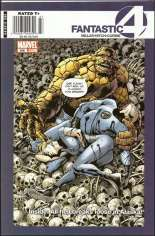 Fantastic Four (1998-2011) #556 Variant A: Newsstand Edition