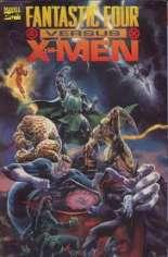 Fantastic Four vs. X-Men (1987) #TP Variant B: 2nd Printing
