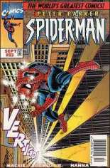 Spider-Man (1990-1998) #83 Variant A: Newsstand Edition