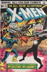 Uncanny X-Men (1963-2011) #97 Variant B: UK Edition