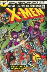 Uncanny X-Men (1963-2011) #98 Variant C: UK Edition