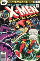 Uncanny X-Men (1963-2011) #99 Variant C: UK Edition