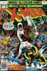 Uncanny X-Men (1963-2011) #109 Variant B: UK Edition