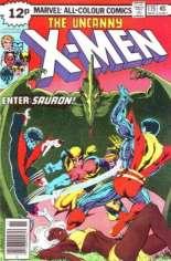 Uncanny X-Men (1963-2011) #115 Variant B: UK Edition