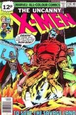 Uncanny X-Men (1963-2011) #116 Variant B: UK Edition