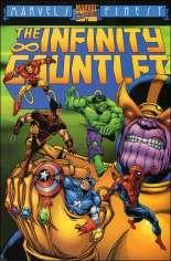 Infinity Gauntlet (1991) #TP Variant C: 3rd Printing