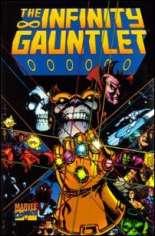 Infinity Gauntlet (1991) #TP Variant D: 4th Printing