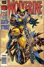 Wolverine (1988-2003) #114 Variant A: Newsstand Edition