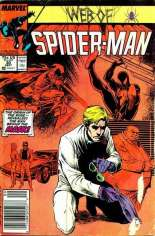 Web of Spider-Man (1985-1995) #30 Variant A: Newsstand Edition