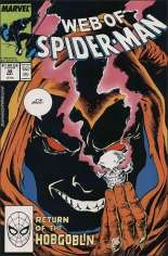 Web of Spider-Man (1985-1995) #38 Variant B: Direct Edition