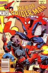 Web of Spider-Man (1985-1995) #97 Variant A: Newsstand Edition