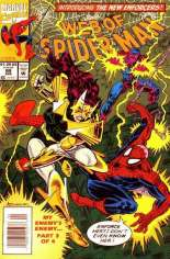 Web of Spider-Man (1985-1995) #99 Variant A: Newsstand Edition