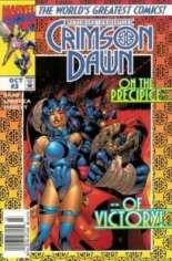 Psylocke and Archangel: Crimson Dawn (1997) #3 Variant A: Newsstand Edition