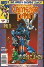 Psylocke and Archangel: Crimson Dawn (1997) #4 Variant A: Newsstand Edition