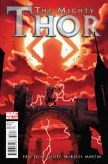 Mighty Thor (2011-2012) #3 Variant A