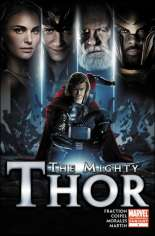 Mighty Thor (2011-2012) #1 Variant F: 2nd Printing