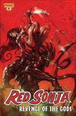 Red Sonja: Revenge of the Gods #4 Variant A