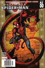 Ultimate Spider-Man (2000-2009) #86 Variant A: Newsstand Edition; Flipbook