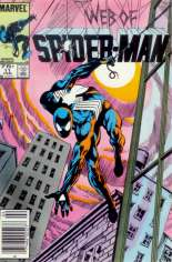 Web of Spider-Man (1985-1995) #11 Variant A: Newsstand Edition