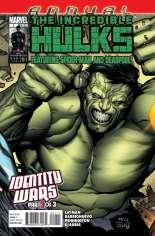 Incredible Hulks (2010-2011) #Annual 1