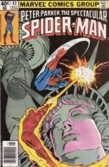 Spectacular Spider-Man (1976-1998) #42 Variant A: Newsstand Edition