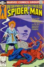 Spectacular Spider-Man (1976-1998) #48 Variant B: Direct Edition