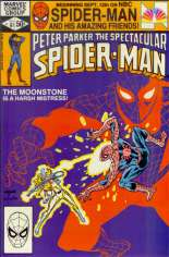 Spectacular Spider-Man (1976-1998) #61 Variant B: Direct Edition