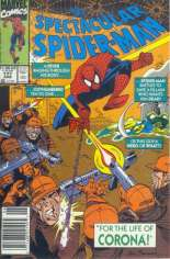 Spectacular Spider-Man (1976-1998) #177 Variant A: Newsstand Edition